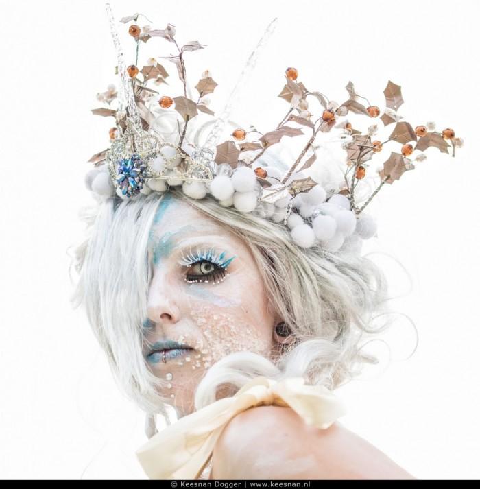 Weekly Picture 2014-wk42 | Portretfoto Ice Queen